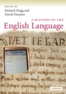A History Of The English Language - 2840059242