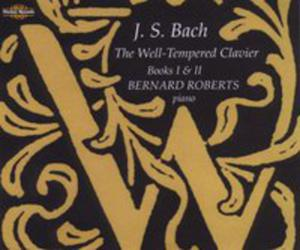 Bach: The Well-tempered Clavier Books I & II - 2856122509