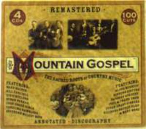 Mountain Gospel: Sacred - 2839341182