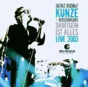 Dabeisein Ist Alles - Live2003 - 2839244767