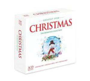 Greatest Ever Christmas / Różni Wykonawcy (Uk) - 2844425766