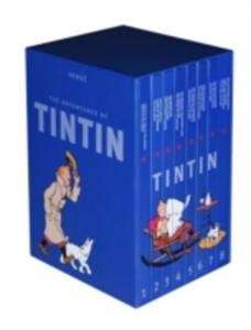 The Complete Adventures Of Tintin - 2844923105