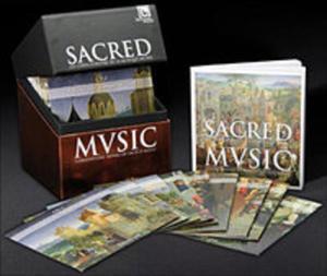 Sacred Music - Muzyka Sakralna Od Średniowiecza Do CzasÓw WspÓŁczesnych - 2839258883