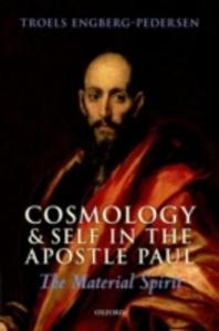 Cosmology And Self In The Apostle Paul - 2849503874