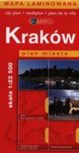 Krak�w. Plan Miasta W Skali 1:22 500 - 2839228504