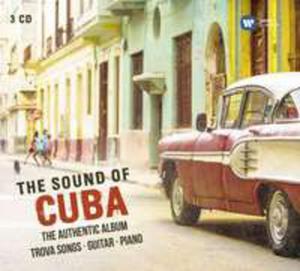 The Sound Of Cuba - 2848646019