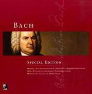Earbook: Bach Special Edit - 2839416241
