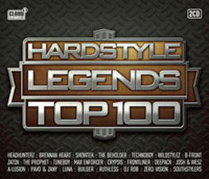 Hardstyle Legends Top 100 - 2839362318