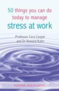 50 Things You Can Do Today To Manage Stress At Work - 2844921053