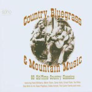 Country, Blues & Mountain - 2839463582
