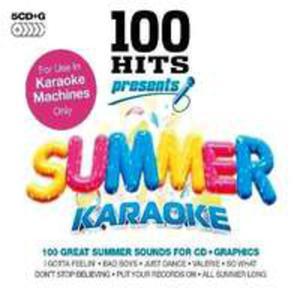 100 Hits Summer Karaoke - 2839269840