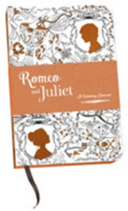 Romeo And Juliet: A Colouring Journal - 2846949307