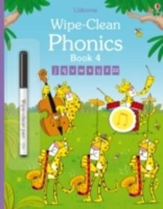 Wipe-clean Phonics - 2860442053