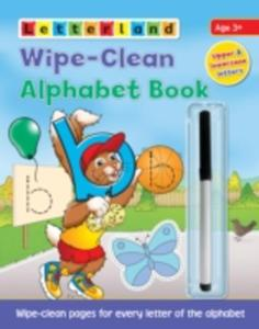 Wipe - Clean Alphabet Book - 2846919130