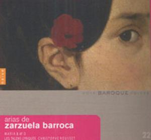 Arias De Zarzuela Barroca - 2839248041