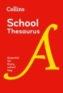 Collins Gem School Thesaurus - 2841495279