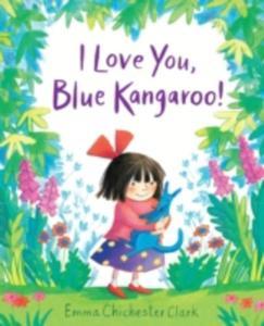 I Love You, Blue Kangaroo! - 2840157343
