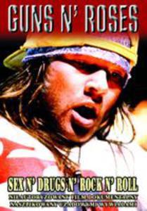 Guns N Roses - Sex N Drugs N Rock N Roll - 2846719232