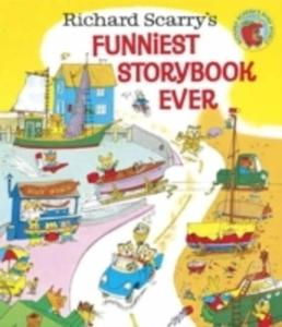Richard Scarry's Funniest Storybook Ever! - 2875248717