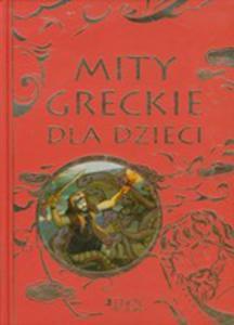 Mity Greckie Dla Dzieci - 2839286851