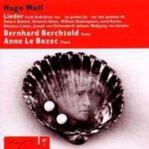 Wolf: Lieder - 2839249540