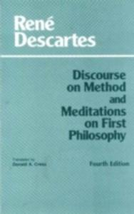Discourse On Method And Meditations On First Philosophy - 2870513282