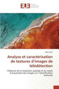 Analyse Et Caractérisation De Textures D'images De Télédétection - 2857262417