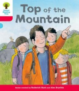 Oxford Reading Tree: Decode & Develop More A Level 4: Top Mountain - 2847446360