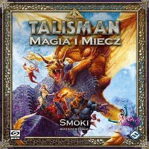 Talisman Magia I Miecz Smoki - 2840392527
