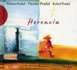 Herencia / Cd + Dvd - 2839531597
