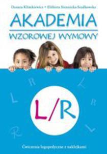 Akademia Wzorowej Wymowy L/r - 2839378485