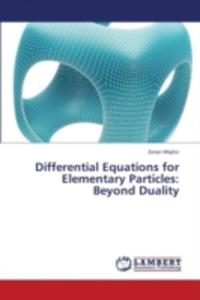 Differential Equations For Elementary Particles - 2857154367