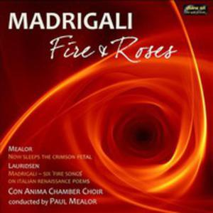 Madrigali - Fire & Roses - 2839532135