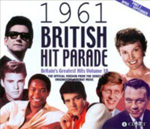 1961 British Hit Parade Part 2: April - September - 2839713359
