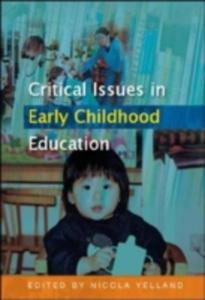 Critical Issues In Early Childhood Education - 2840020205