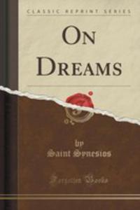 On Dreams (Classic Reprint) - 2852894191