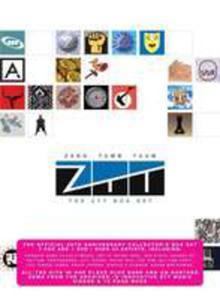 Zang Tumb Tuum + Dvd - 2839350707