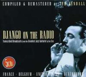 Django On The Radio - 2839353461