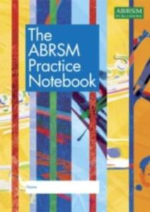 The Abrsm Practice Notebook - 2849499870