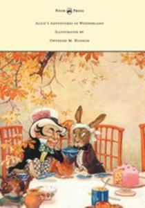 Alice's Adventures In Wonderland - Illustrated By Gwynedd M. Hudson - 2855786578
