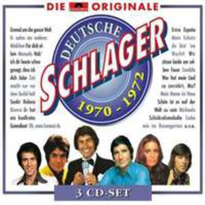 Deutsche Schlager '70 - '72 - 2839348801
