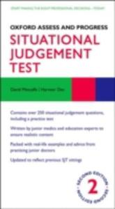 Oxford Assess And Progress: Situational Judgement Test - 2840022089