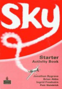Sky Starter - Workbook Plus Audio Cd [Zeszyt �wicze� Plus Audio Cd] - 2839266028