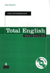 Total English Pre-intermediate - Teacher's Book Plus Test Master Cd-rom [Ksi��ka Nauczyciela Plus Test Master Cd-rom] - 2839266117