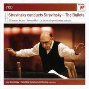 Igor Stravinsky Conducts - 2848998247