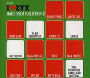 Zyx Italo Disco Coll. 2 - 2839322543
