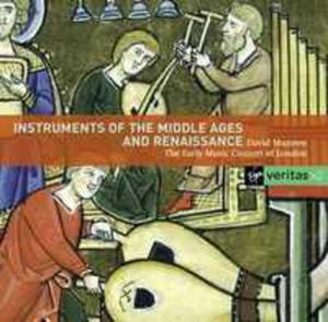 Instr. Of Middle Ages & Renai - 2844415958