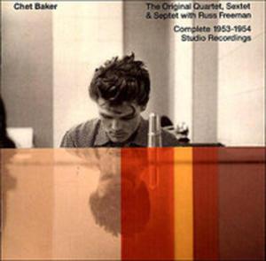 The Original Quartet, Sextet & Septet With Russ Freeman. Complete 1953 - 1954 Studio Recordings - 2839241427
