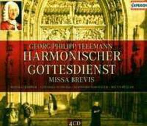 Harmonischer Gottesdienst - Kantaten, Missa Brevis - 2839243966
