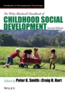 The Wiley - Blackwell Handbook Of Childhood Social Development - 2840078918